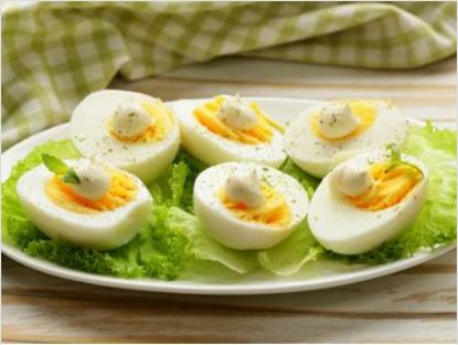 Image de Oeuf dur mayonnaise