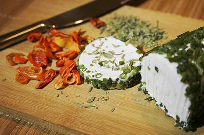 Image de Fromage frais aux herbes