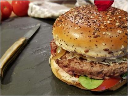 Image de Burger classique