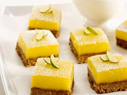 Image de Bouchées au citron